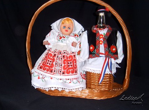 Croatian souvenirs, Croatian national costumes