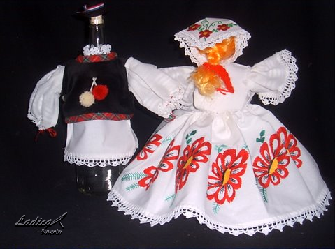 Croatian national costumes, Croatian souvenirs